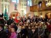 Poczty sztandarowe w Kościele
